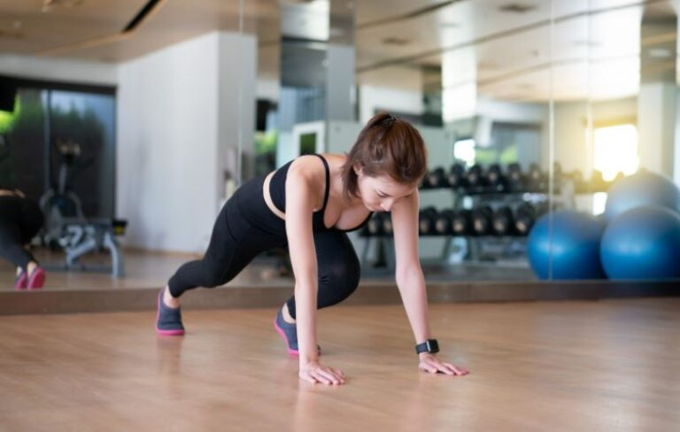 How workouts help your wellbeing